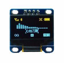 """0.96"""" I2C IIC Serial 128X64 OLED LCD LED Module for Arduino 51 MSP420 STIM32 SCR"""