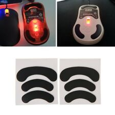 2 Sets Thickness 0.6mm Mouse Feet Skates for Steelseries Kana / Kinzu / v2 / v3
