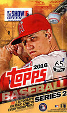 2016 Topps Baseball Series 2 - Pick A Player - Cards 526-701