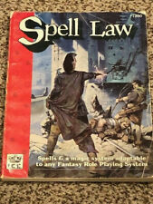 ICE Spell Law rulebook - 2nd Edition