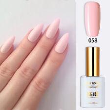 RS Nail UV LED Gel Nail Polish Varnish Soak Off 0.5fl.oze Pink Colour 058 New