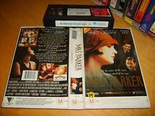VHS *MRS. PARKER(1994)* RARE Australian 1st Issue Roadshow Home Video Bio-Drama!