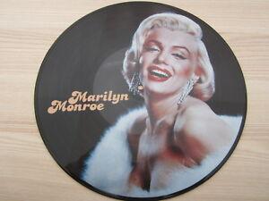 Marilyn Monroe ?– The Legend Lives  / PICTURE VINYL / LIMITED / RARITÄT /