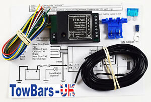 7 Way Smart Bypass Relay Kit For Cambus & Multiplex Wiring TEB7AS Kit