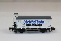 n3148, Arnold Bierwagen Reichelbräu Kulmbach Bremserhaus DRG Spur N mint aus SET