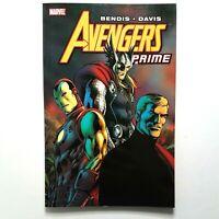 AVENGERS PRIME (TPB, 2011) Bendis, Davis  Marvel Comics  FREE SHIPPING