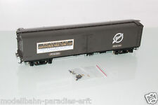 Precision Scale Spur 0 16115 Milk Tank Car Messingmodell in OVP (JL7697)
