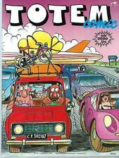 TOTEM ( n. 76 del settembre 1991 ) : Edika, Vuillemin, Lupo Nolberto -come nuovo