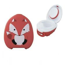 My Carry Potty Portable Travel Baby Potty With Lid Toilet Training - Fox Design