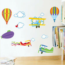 Cartoon Wall Stickers For Kids Baby Rooms Decor Removable Vinyl  wall sticker