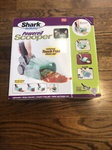 Shark Grab n Bag Touch-Free Powered Wet/Dry Pet Pooper Scooper - NEW
