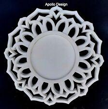 Apollo Design-Small Moroccan Plaster Ceiling Rose