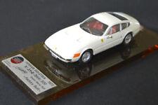 AMR AMR1104 FERRARI 365  GTB4 DAYTONA 1972  white