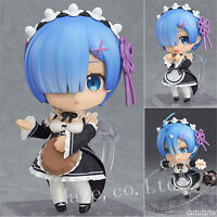Re:Life In a Different World From Zero Rem Nendoroid PVC Figure Toy Model In Box