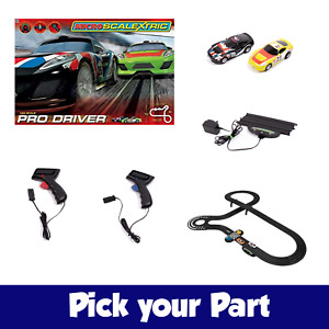 PICK YOUR PART Micro Scalextric Pro Driver REPLACEMENT SPARE PARTS Controls Cars