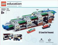 LEGO Education - Rare - Panama Canal Set - 2000451 - New/Sealed (box wear)
