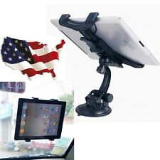 Universal Car Windshield Mount Holder Stand for iPad 2/3/4/5 Galaxy Tablet PCs