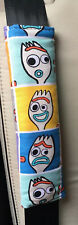 "🎭 Toy Story ""FORKY "" Car seat belt pads, Car Seat Belt Cover protection pad🎭"