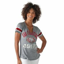 6a6d05354 San Francisco 49ers WOMENS Shirt V-Neck