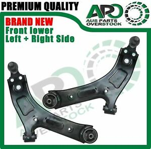 Front Lower Left Right Control Arms Ball Joints for HYUNDAI iLoad Imax TQ 2008-