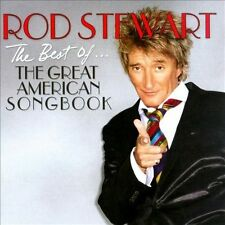 ROD STEWART The Best Of The Great American Songbook CD BRAND NEW