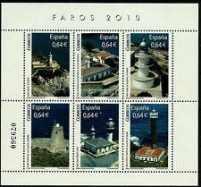 España 2010, HB Faros (MNH) / CF7647