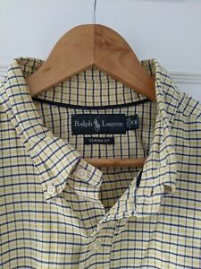 Ralph Lauren Polo Casual/Dress Shirt. XXL. Classic Fit. Excellent Condition,