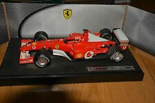 Michael Schumacher 2002 Racing  Hot Wheels 1:18