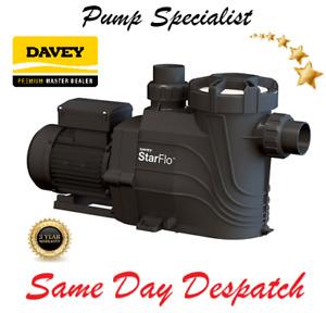 Davey StarFlo DSF420 Pool Pump Retrofits Astral Hurlcon CTX400 CTX360 CX360