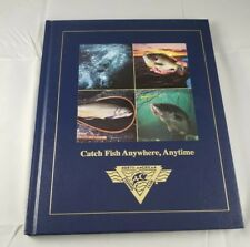 North American Fishing Club Book  Catch Fish Anywhere, Anytime