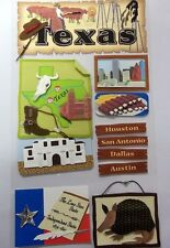 Jolees's Boutique Dimensional Stickers *TEXAS