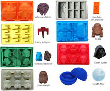 Star Wars Silicone Mold - Set of 8