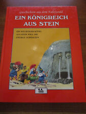 E31)KINDERBUCH FABELWALDGESCHICHTEN EIN KÖNIGREICH AUS STEIN TONY WOLF ISIS 1994