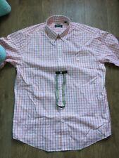 Orvis Shirt Size Large Men's Brand New Short Sleeve