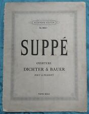 Suppe' Overture Piano Solo by Dichter & Bauer