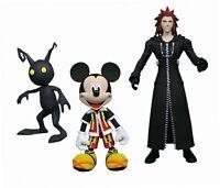 Kingdom Hearts apr178612Select Series 1Mickey/Axel und Shadow Action Figur