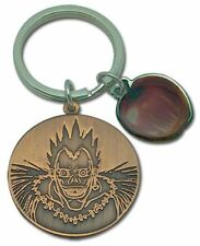 Official Death Note Ryuk & Apple Metal Keychain GE3964