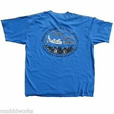 L Caribbean Hobo T-shirt Key West Mojito coast Airways airlines Parrot island