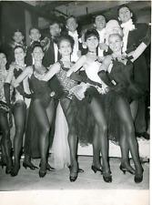 Chanson, Elspeth Hands Meneuse de Revue Vintage silver print Tirage argentique