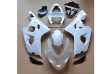AM01 Injection Mold Unpainted Bodywork Fairing For SUZUKI GSXR 600 750 2004 2005