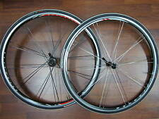 BONTRAGER RACE X LITE BLADED PAIRED SPOKE DT SWISS 700 C  WHEEL SET PRO II TIRES