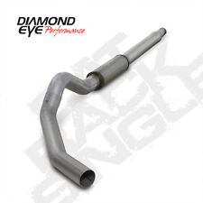 "Diamond Eye 5"" Aluminized Cat Back Exhaust 03-07 Ford SuperDuty 6.0L Diesel"