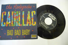 "THE RENEGADES""CADILLAC(IN INGLESE)-disco 45 giri ARISTON 1966"" BEAT IT/UK"