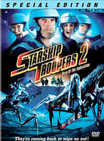 Starship Troopers 2: Hero of the Federation (DVD, 2004, Special Edition)