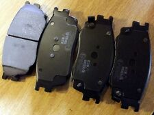 Front Brake pads, Mazda 6 1.8i & 2.0DT, GG, 2002-07, for 274mm discs, 4 pad set