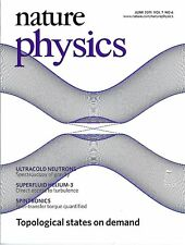 DGLib 700: NATURE PHYSICS journal, Oct 2005-Dec 2011 COMPLETE Vol 1 #1-Vol 7 #12