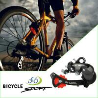 Mountain Bike Aluminum Alloy 6 7 Speed TZ50 Rear Derailleur Bicycle Parts