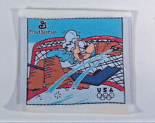 "Vintage General Mills Cinnamon Toast Crunch 2.75"" Patch Cloth Sticker Olympics"