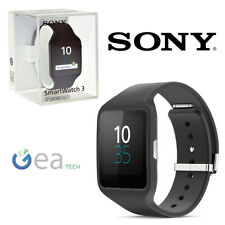 Sony SmartWatch 3 wristwatch Bluetooth NFC for Smartphone Tablet Android