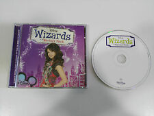 WIZARDS OF WAVERLY PLACE SELENA GOMEZ SOUNDTRACK OST BSO CD DISNEY 2009 EU EDIT
